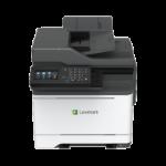"Lexmark 25Kg+ Freight Rate-Ne2rk ready; Print/copy/scan/fax; Duplex; 33ppm; 1.2 GHz Quad-core; 2GB RAM; 4.3"""