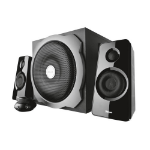 Trust Tytan 2.1 2.1channels 60W Black speaker set