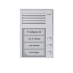 Auerswald TFS-Dialog 203 security access control system 0.02 - 0.05 MHz