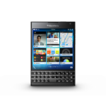 BlackBerry Passport Single SIM 4G 32GB Black smartphone