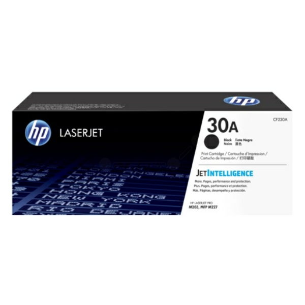 HP CF230A (30A) Toner black, 1.6K pages