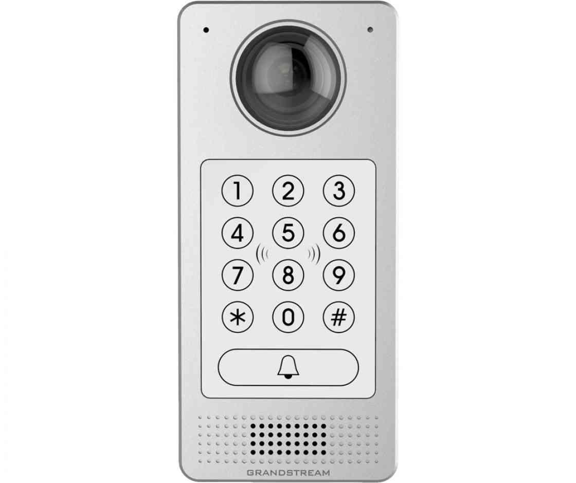 Grandstream Networks GDS3710 video intercom system Grey 2 MP