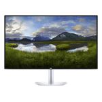 "DELL S Series S2719DC 68,6 cm (27"") 2560 x 1440 Pixels Quad HD LCD Zilver"