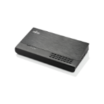 Fujitsu PR09 Alámbrico USB 3.2 Gen 1 (3.1 Gen 1) Type-C Negro