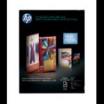 HP Inkjet Matte Tri-fold Brochure Paper 180 gsm-100 sht/Letter/8.5 x 11 in Inkjet Paper