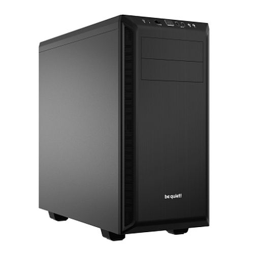 be quiet! Pure Base 600 Midi-Tower Black
