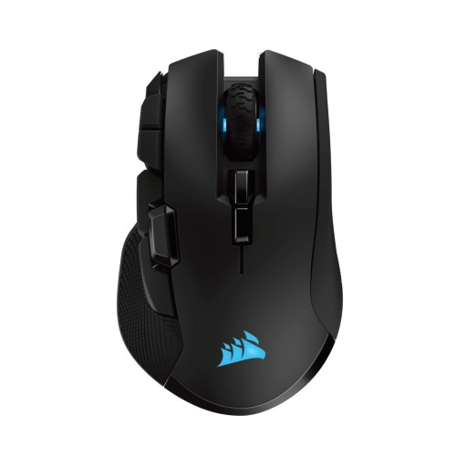 Corsair IRONCLAW RGB mouse RF Wireless Optical 18000 DPI Right-hand