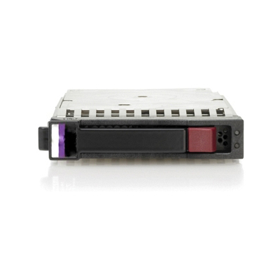 Hewlett Packard Enterprise 450GB 6G SAS 10K rpm SFF (2.5-inch) Dual Port Enterprise 3yr Warranty Hard Drive 2.5