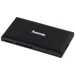 Hama 00181018 USB 3.0 Black card reader