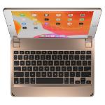 Brydge BRY80032IT mobile device keyboard QWERTY Italian Gold Bluetooth