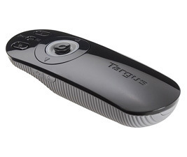 Targus AMP09 wireless presenter RF Black