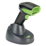 Honeywell 1902gHD-2-BF Handheld bar code reader 1D/2D LED Black, Green