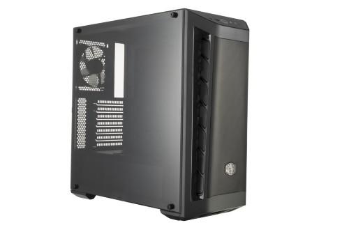 Cooler Master MasterBox MB511 Midi-Tower Black