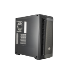Cooler Master MasterBox MB511 Midi-Tower Black computer case