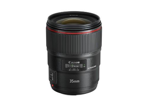 Canon EF 35mm f/1.4L II USM SLR Standard lens Black