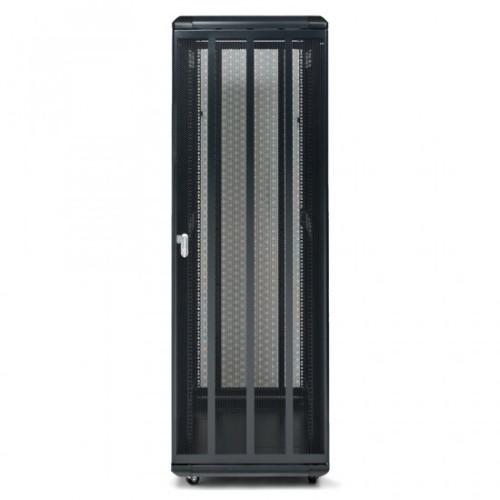RackSolutions RACK-151-37U rack cabinet Freestanding rack Black