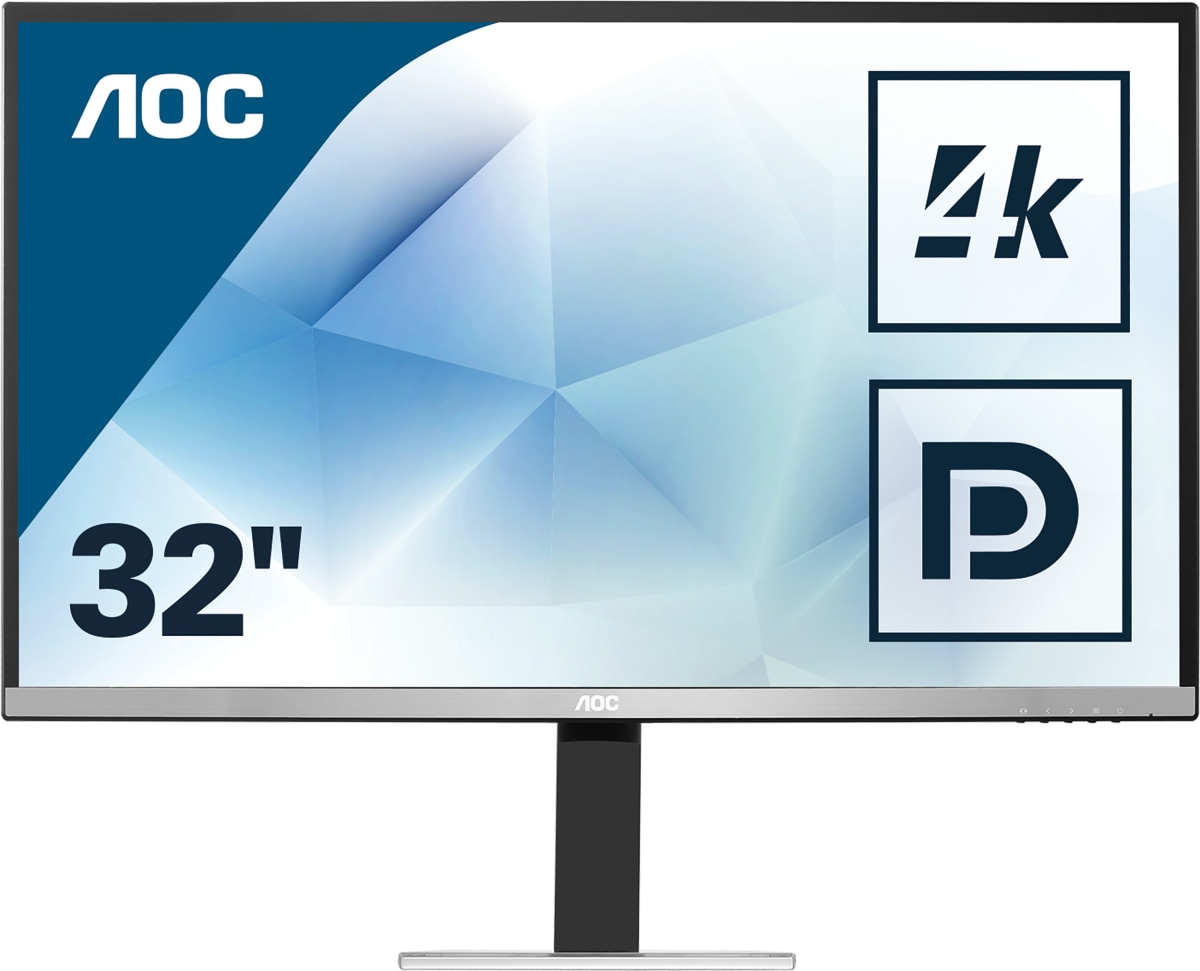 Desktop Monitor - U3277FWQ - 31.5in - 3840x2160 (4K UHD) - 4ms