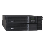 Tripp Lite SmartOnline 208/120V or 240/120V 5kVA 3.8kW On-Line Double-Conversion UPS, Extended Run, SNMP, Webcard, 4U Rack/Tower, Bypass Switch