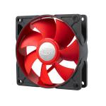Deepcool 92mm UF92 Red Blade PWM Fan (Max 1800RPM)