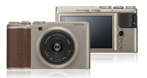 Fujifilm XF10 Compact camera 24.2 MP CMOS 6000 x 4000 pixels Gold