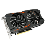 Gigabyte GeForce GTX 1050 Windforce OC 2G GeForce GTX 1050 2GB GDDR5