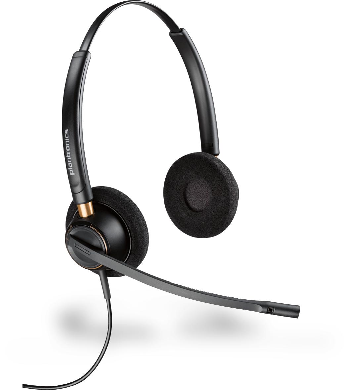 POLY EncorePro HW520 Headset Head-band Black