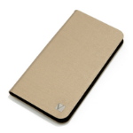 "Verbatim 49873 5.5"" Folio Gold mobile phone case"