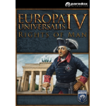 Paradox Interactive Europa Universalis IV: Rights of Man Video Game Downloadable Content (DLC) PC/Mac/Linux