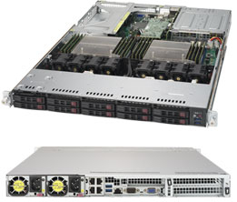 Supermicro SuperServer 1028UX-LL2-B8