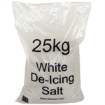 WINTER DEICING SALT BAG 25KG HIGH PURITYY