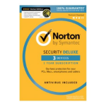 Symantec Norton Security Deluxe 3usuario(s) 1Año(s) Base license ESP dir