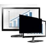 "Fellowes PrivaScreen 27"" Monitor Frameless display privacy filter"