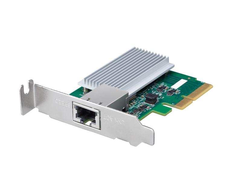 Multi Gigabit PCI -E Network Adapter