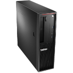 Lenovo ThinkStation P310 3.4GHz E3-1230V5 SFF Black PC