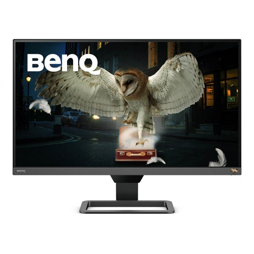 "Benq EW2780Q LED display 68.6 cm (27"") 2560 x 1440 pixels Quad HD Flat Black,Grey"
