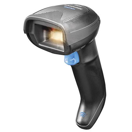 Datalogic Gryphon I GBT4500 Handheld bar code reader 1D/2D Laser Black