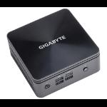 Gigabyte GB-BRi5H-10210(E) UCFF Black i5-10210U 1.6 GHz