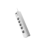 APC PM5-IT surge protector White 5 AC outlet(s) 230 V 1.83 m