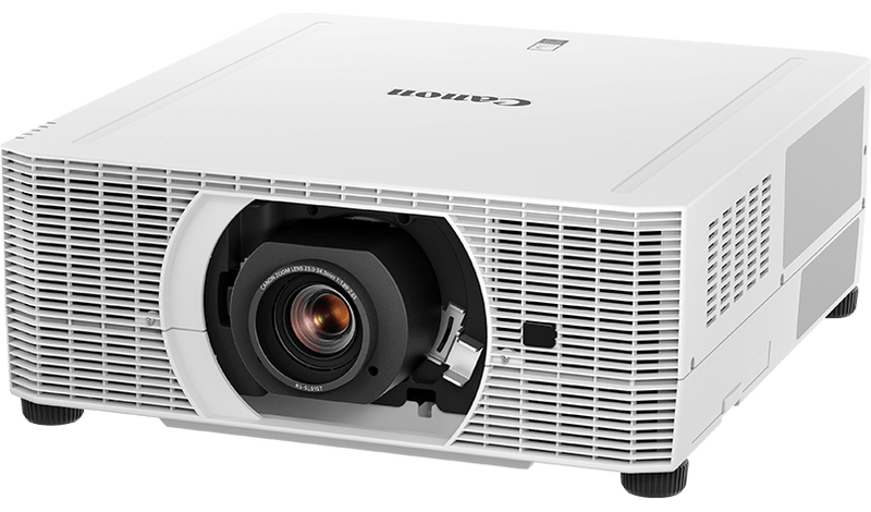 Canon XEED WUX7000Z data projector 7000 ANSI lumens LCOS WUXGA (1920x1200) Desktop projector White