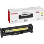 Canon CRG-718 Y Origineel Geel 1 stuk(s)