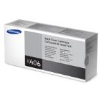 Samsung CLT-K406S Cartucho 1500páginas Negro