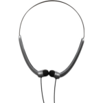 Maxell HB-202 Grey Intraaural Head-band headphone