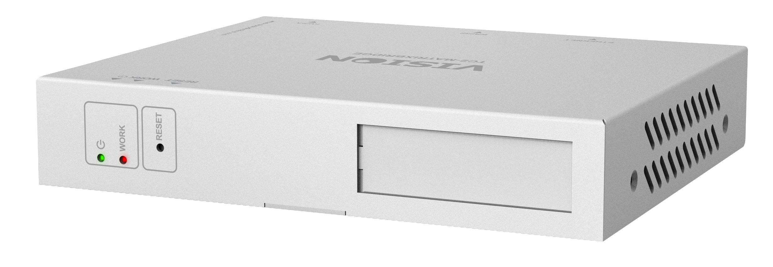 Vision TECHCONNECT MATRIX HDMI-OVER-IP RECEIVER Converts HDMI V1.4 signal up to 1080P into packets for tran