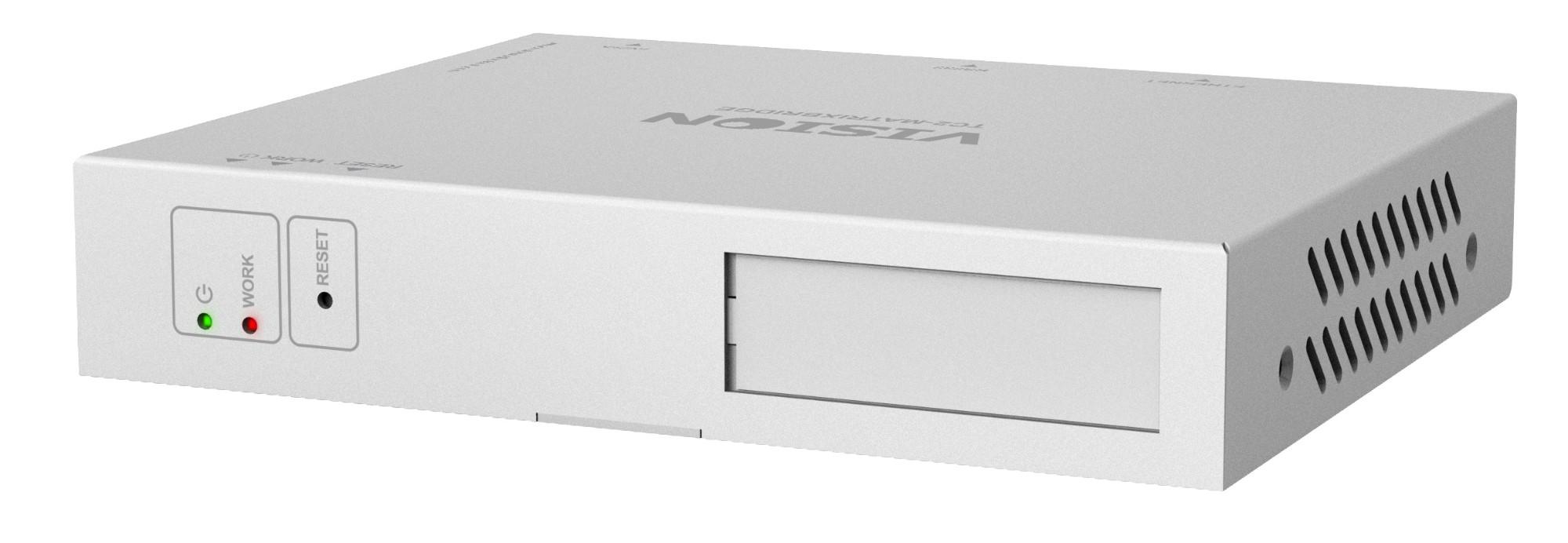 Vision TC2-MATRIXRX AV receiver White AV extender