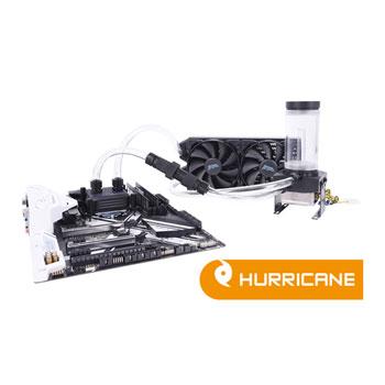 Alphacool Eissturm Hurricane Copper 240mm Water Cooling Kit