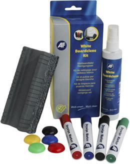 AF White Boardclene Kit 125 ml
