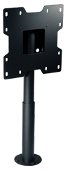 Peerless HP432-002 flat panel desk mount Black