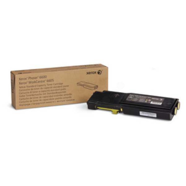 Xerox 106R02247 Toner yellow, 2K pages