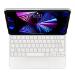 Apple MJQJ3Y/A teclado para móvil Blanco QWERTY Español
