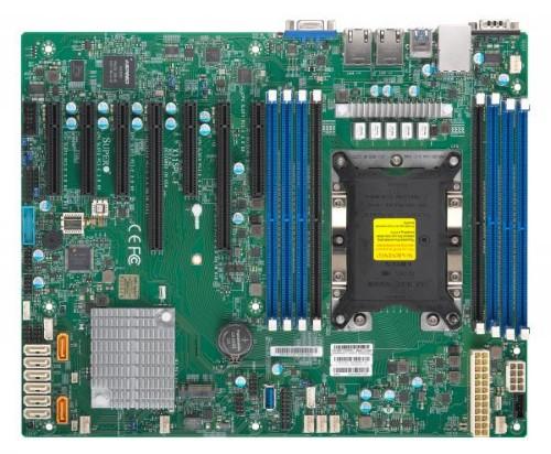 Supermicro X11SPL-F server/workstation motherboard ATX Intel® C621